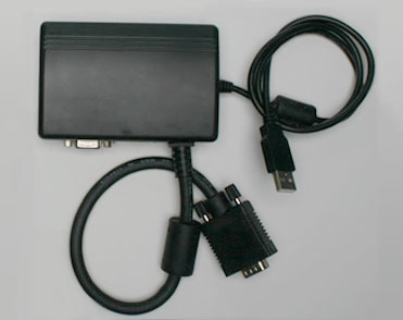 PC USB VGA Box