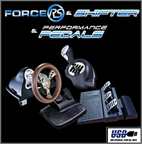 Force RS,  Shifter and Performance Pedals